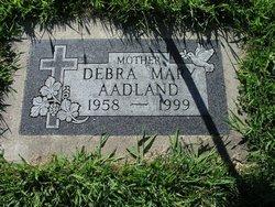 Debra Mary <I>Schloegl</I> Aadland