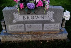 Harry Merle Brown