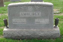 Marion S. Amburgy