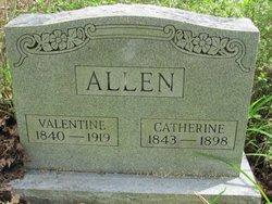 """Stephen Valentine """"Tine"""" Allen, Sr"""