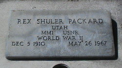 Rex Shuler Packard