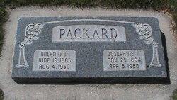 Milan O Packard, Jr