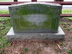 Walter Scott Miles, Jr