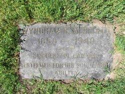 Wyndham Robertson Meredith