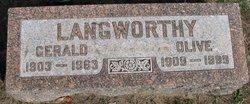 Gerald Langworthy