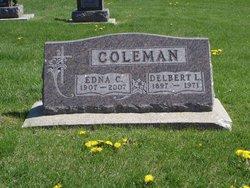 Delbert Leeward Coleman