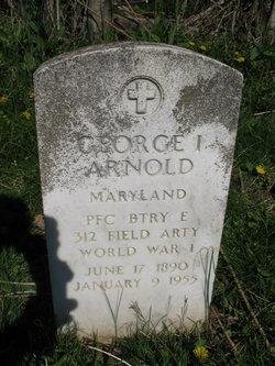 George I. Arnold