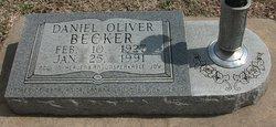 Daniel Oliver Becker