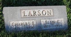 Elsie Caroline <I>Nelson</I> Larson
