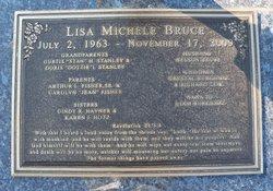 Lisa Michelle <I>Fisher</I> Bruce