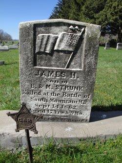 James H Strunk