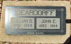 Lillian B Deardorff