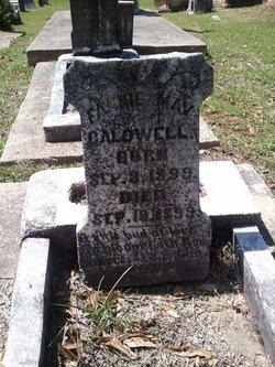 Fannie May Caldwell