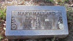 Mary Mallard Douthit