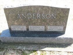 Bertha E <I>Linderman</I> Anderson