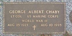 George Albert Chaby