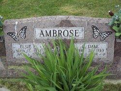 C Dale Ambrose
