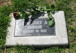 Tennesse A. Hobson