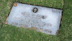 SSGT Fred W Hart