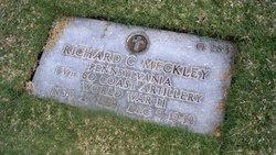 PVT Richard C Meckley