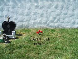 Edwin Lee Bowie