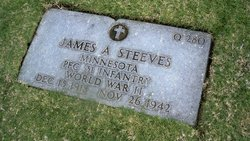 PFC James A Steeves