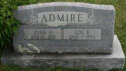 John M. Admire