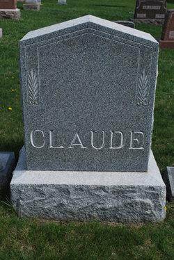 Sophie E <I>Mourlam</I> Claude