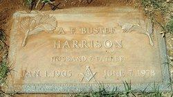 "Alton Freeman ""Buster"" Harrison"