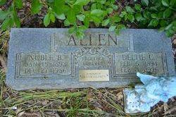 Noble B Allen