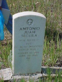 Antonio Juan Segura