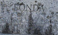 Lillian M. <I>Van Nostrand</I> Fonda