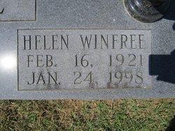 Helen <I>Winfree</I> Agee