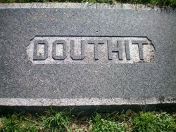 Lucie Mae <I>Deahl</I> Douthit