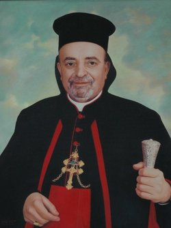Cardinal Ignace Moussa I Daoud