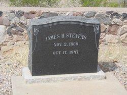 """James H """"Jimmy"""" Stevens"""