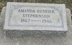 Amanda <I>Buskirk</I> Stephenson