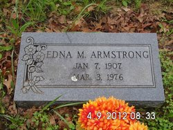 Edna M. Armstrong