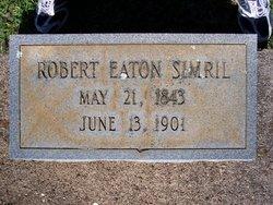 "Robert Eaton ""Bob"" Simril"