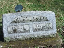 Ethel E. <I>Ingram</I> Ellis