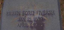 Eileen <I>Ford</I> Fiveash