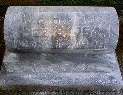 William Patrick Henry Epps