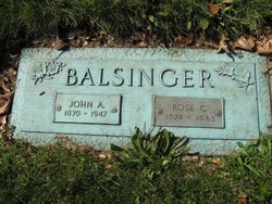 Nancy Rosella <I>Collingwood</I> Balsiger
