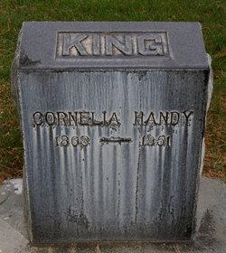 Cornelia Rebecca <I>Handy</I> King