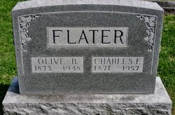 Charles F Flater