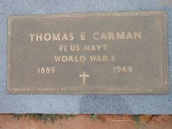 Thomas E. Carman