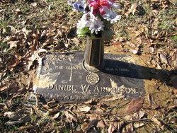 Daniel W Anderson