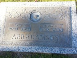 John D. Abrahamson