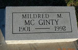 Mildred M. McGinty