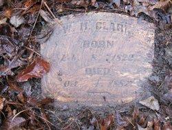 William H Clark